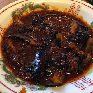 麻婆茄子定食(虎春屋 六本木)