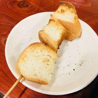フランスパン(西口やきとん 御徒町店)