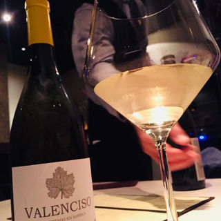 バレンシソ リオハ 2016(ワインと天ぷらMAEYASHIKI)