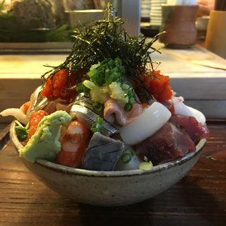 ばら海鮮丼(江戸富士 )