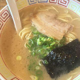 ラーメン(麺志)