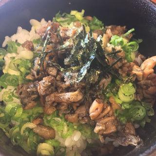 ダルム丼(麺志)