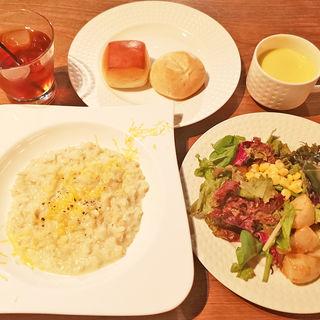 4種チーズのクリームリゾット(ココノマ シーズン ダイニング (COCONOMA Season Dining))