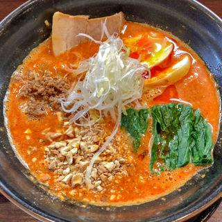 特製担々麺(苅屋町 虎玄 (カリヤマチ トラゲン))