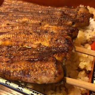 うな重(ろ)約200g(鰻はし本)