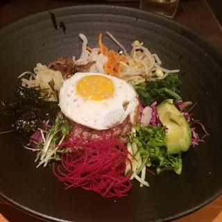 菜々ビビンパ(菜菜土古里 新宿小田急店 )