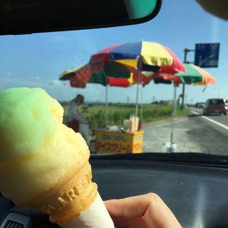 アイスクリーム(昔ながらのアイスクリーム)