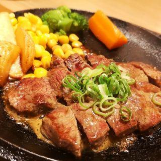 鉄板ろく丘ステーキ(ろく丘 アリオ倉敷店 )