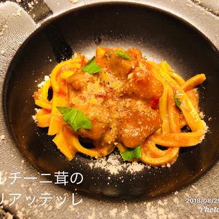 5,500円のディナーコース(トミーノ ラ カーザ ノストラ (Tomino La casa nostra))