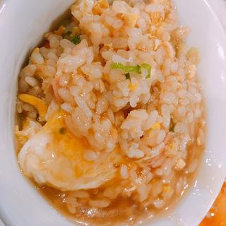 天津飯(笑び食堂 )