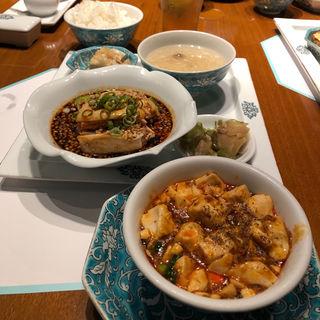 ミニ麻婆豆腐(華都飯店 本町ガーデンシティ店 (シャトーハンテン))