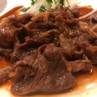 和牛のあめ焼き(肉料理ひら井 松山店 )