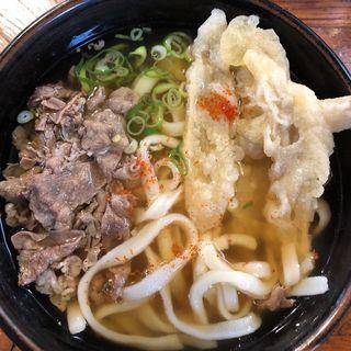 肉ごぼう(うどん平)