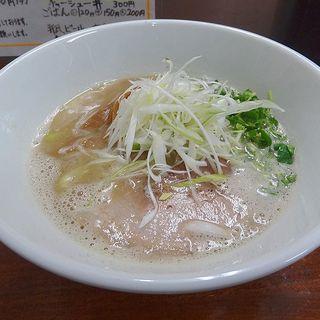 鶏豚魚ラーメン(らーめん なんぞ屋 )