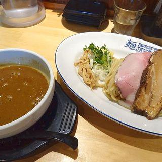 カレーつけ麺(並)(JAWS)