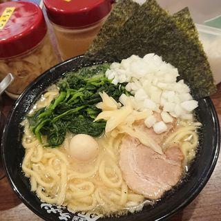 豚骨塩ラーメン(四谷商店 )
