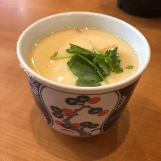 ふぐ入り茶碗蒸し(無添くら寿司 泉大津店 (ムテンクラズシ))
