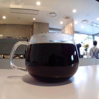 シングルオリジン(ブルーボトルコーヒー 目黒カフェ)