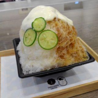 墨橘(廚菓子くろぎ×猿田彦珈琲)