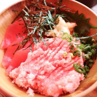 ねぎとろ鉄火丼(魚太郎 大府店)