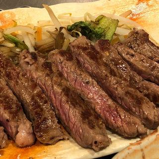 牛肉ステーキ(雅亭 (【旧店名】ステーキハウス 照))