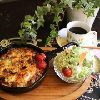 焼きカレー(cafe 泉)