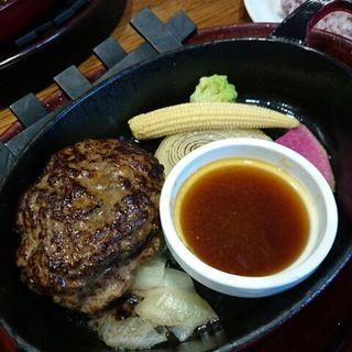 和風おろしポン酢ソースwith グリル野菜(せいとう 西新橋店 (SEITOW))