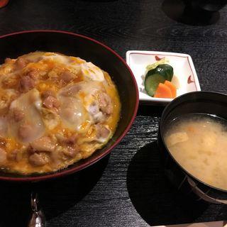 親子丼 (新三浦 ガーデン (しんみうら))