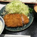 ロースかつ膳(にし邑 )
