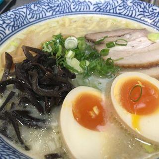 鶏塩そば(ひかり食堂 )