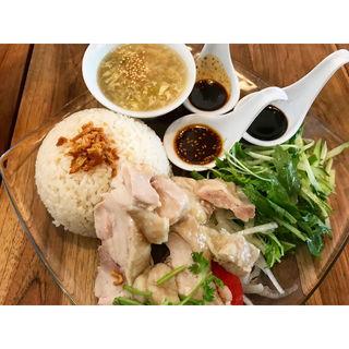 海南鶏飯(カフェ シック (CAFE SIK))