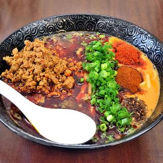 担々麺 絶(麺や 睡蓮)