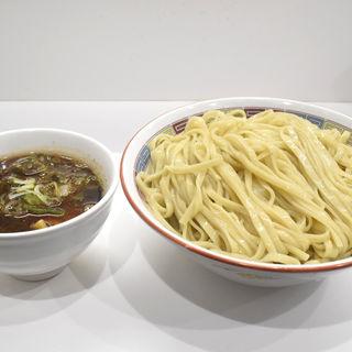 正油つけ麺(煮干鰮豚骨らーめん 嘉饌)