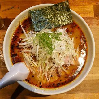 激辛辛口味噌らぁ麺(自家製麺 火の鳥73 )