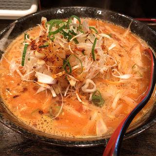 閻魔の味噌(激辛)(麺屋 悟空  )