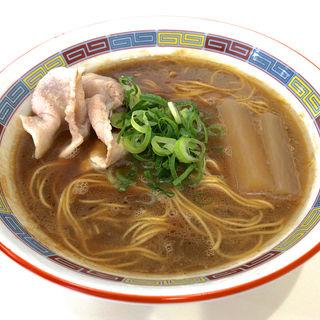 煮干鰮豚骨らーめん(煮干鰮豚骨らーめん 嘉饌)