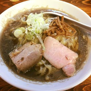 煮干ラーメン(くじら食堂 )