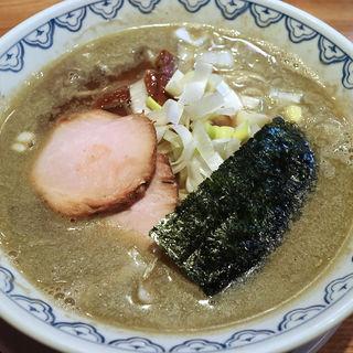 煮干しらーめん(めん徳 二代目 つじ田 飯田橋店)