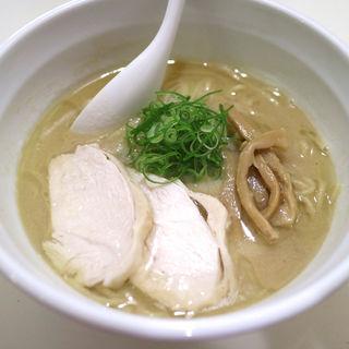鶏白湯醤油らーめん(らーめん れんげ )