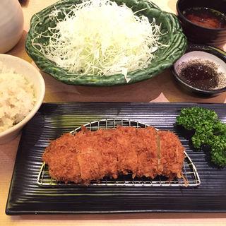 ヒレカツ90g(新宿さぼてん 大阪鶴見イオンモール・リーファ店 )