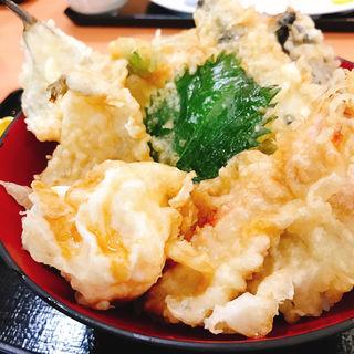 おまかせ地魚天丼(太陽の里 )
