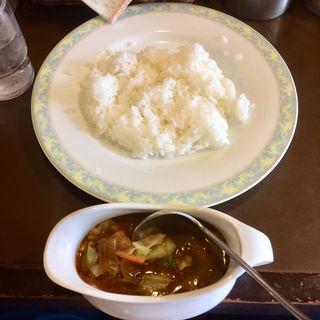エビと野菜(ボルツ 神田店 (Bolst's))