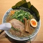 熟成醤油 肉そば 全部盛り(丸源ラーメン 羽曳野店)