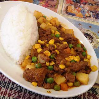 牛肉ポテト煮込み(レストラン アルコイリス 川崎店)