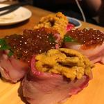 肉寿司(道玄坂 漁)
