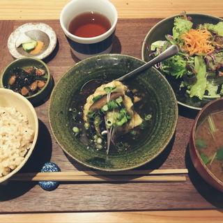 野菜の定食