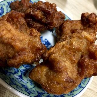 鶏のから揚げ 塩コショー味 100g(とり一番惣菜店)
