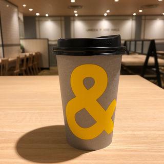 アンドコーヒーブレンド(アンドコーヒー メゾンカイザー 阪急三番街店 (&COFFEE MAISON KAYSER) )