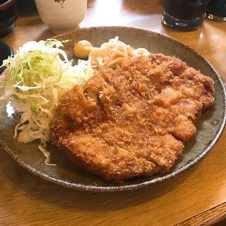 ロースカツ(和風料理 しま )