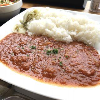 トマトカレー(お食事処そら)